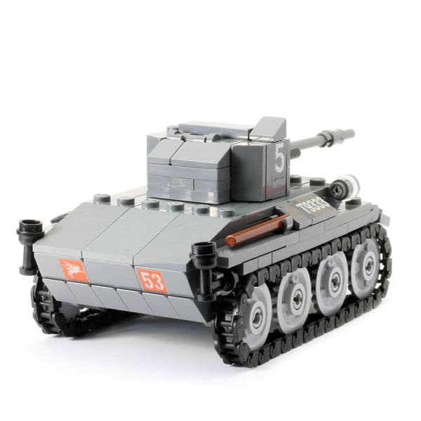 Tetrarch | Building Kit | United Bricks